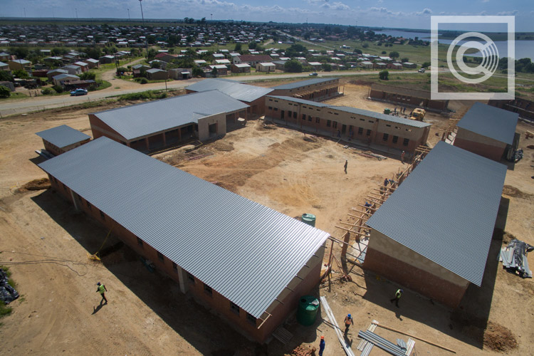 Oranjeville-school