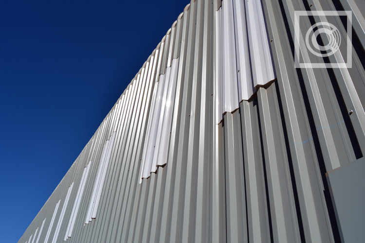 Storage Facilities Vaal - IBR Sheeting